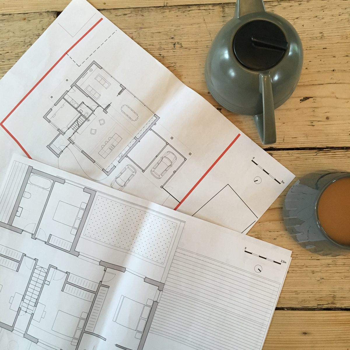 Scrumbles Cottage - the diary of a new build in the New Forest (architect plans and drawings)